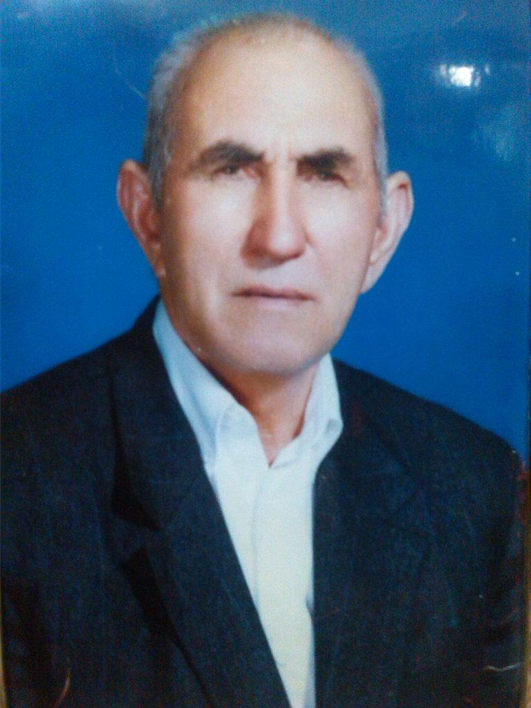 الحاج نجف قلی ملکی زند