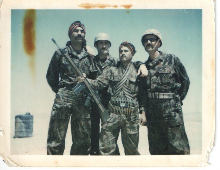 نفر دوم از سمت راست: ایرج عبدی ( در صورت شناخت سایر معرفی کنید )